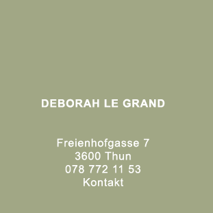 Deborah Le Grand